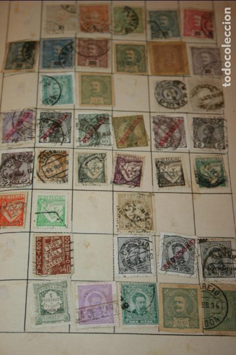 Sellos: 2360 sellos principalmente 1850 1950 de Europa y Oriente. Tal y como se coleccionaron.fotos - Foto 9 - 127669491