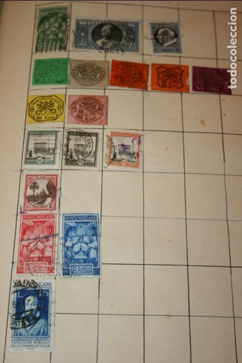 Sellos: 2360 sellos principalmente 1850 1950 de Europa y Oriente. Tal y como se coleccionaron.fotos - Foto 10 - 127669491