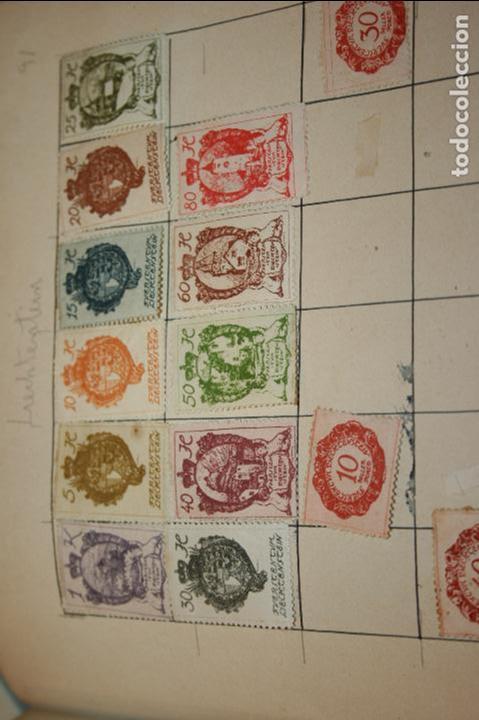 Sellos: 2360 sellos principalmente 1850 1950 de Europa y Oriente. Tal y como se coleccionaron.fotos - Foto 11 - 127669491