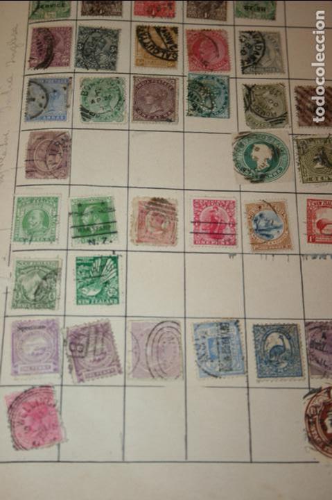 Sellos: 2360 sellos principalmente 1850 1950 de Europa y Oriente. Tal y como se coleccionaron.fotos - Foto 12 - 127669491