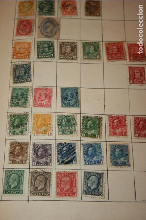 Sellos: 2360 sellos principalmente 1850 1950 de Europa y Oriente. Tal y como se coleccionaron.fotos - Foto 13 - 127669491