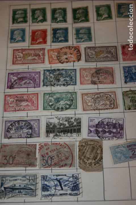 Sellos: 2360 sellos principalmente 1850 1950 de Europa y Oriente. Tal y como se coleccionaron.fotos - Foto 14 - 127669491