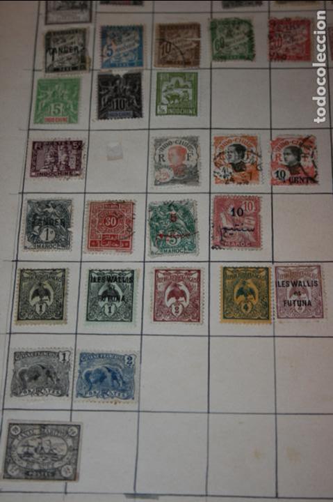 Sellos: 2360 sellos principalmente 1850 1950 de Europa y Oriente. Tal y como se coleccionaron.fotos - Foto 15 - 127669491