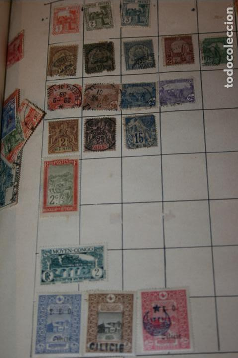 Sellos: 2360 sellos principalmente 1850 1950 de Europa y Oriente. Tal y como se coleccionaron.fotos - Foto 17 - 127669491