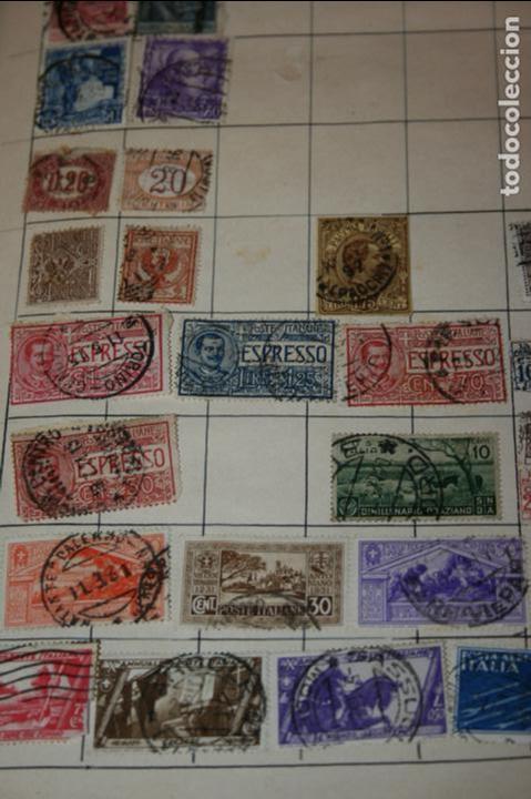 Sellos: 2360 sellos principalmente 1850 1950 de Europa y Oriente. Tal y como se coleccionaron.fotos - Foto 18 - 127669491
