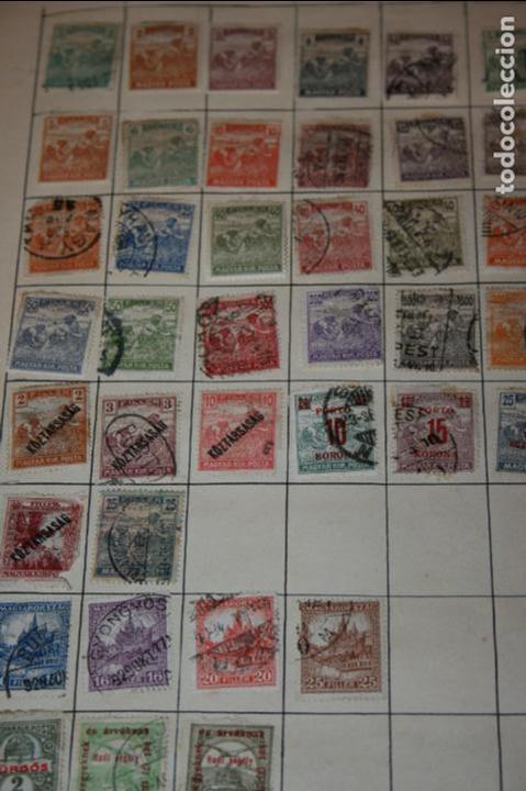 Sellos: 2360 sellos principalmente 1850 1950 de Europa y Oriente. Tal y como se coleccionaron.fotos - Foto 19 - 127669491