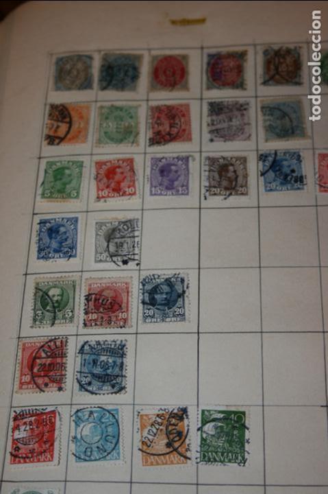 Sellos: 2360 sellos principalmente 1850 1950 de Europa y Oriente. Tal y como se coleccionaron.fotos - Foto 20 - 127669491