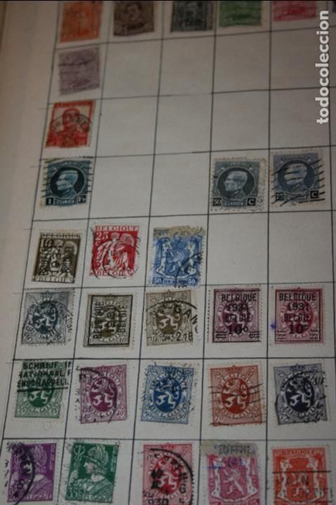 Sellos: 2360 sellos principalmente 1850 1950 de Europa y Oriente. Tal y como se coleccionaron.fotos - Foto 22 - 127669491