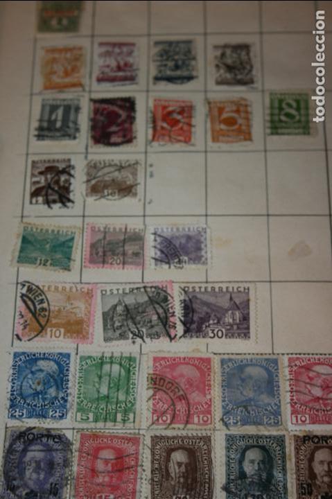 Sellos: 2360 sellos principalmente 1850 1950 de Europa y Oriente. Tal y como se coleccionaron.fotos - Foto 24 - 127669491