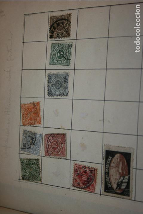 Sellos: 2360 sellos principalmente 1850 1950 de Europa y Oriente. Tal y como se coleccionaron.fotos - Foto 25 - 127669491
