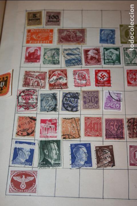 Sellos: 2360 sellos principalmente 1850 1950 de Europa y Oriente. Tal y como se coleccionaron.fotos - Foto 26 - 127669491