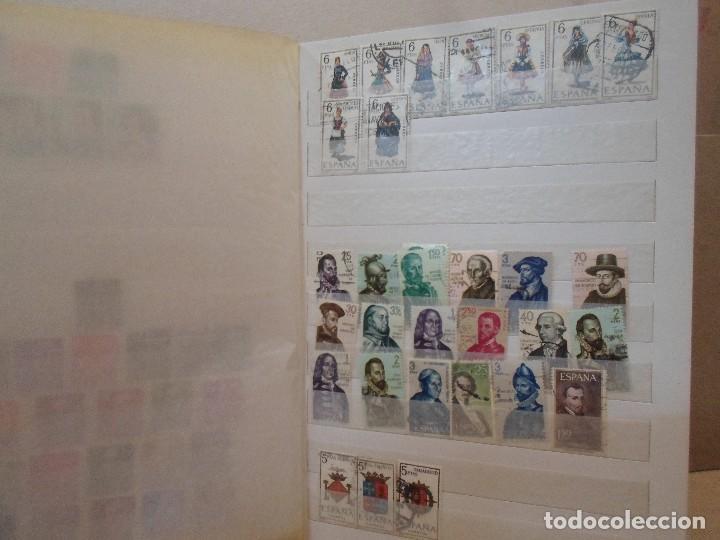Sellos: ÁLBUM CON COLECCIÓN DE SELLOS VARIADOS - Foto 3 - 128968295