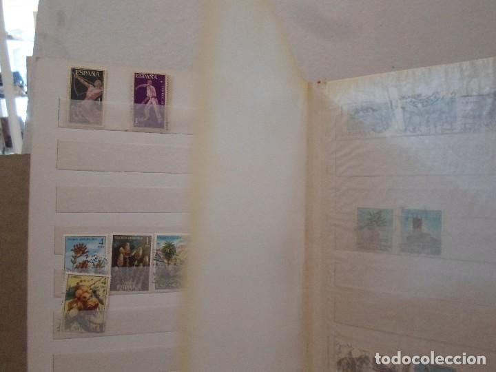 Sellos: ÁLBUM CON COLECCIÓN DE SELLOS VARIADOS - Foto 4 - 128968295