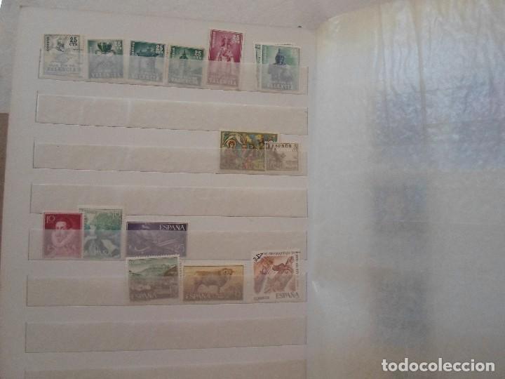 Sellos: ÁLBUM CON COLECCIÓN DE SELLOS VARIADOS - Foto 5 - 128968295