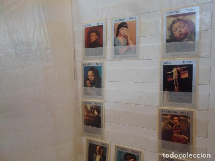 Sellos: ÁLBUM CON COLECCIÓN DE SELLOS VARIADOS - Foto 6 - 128968295