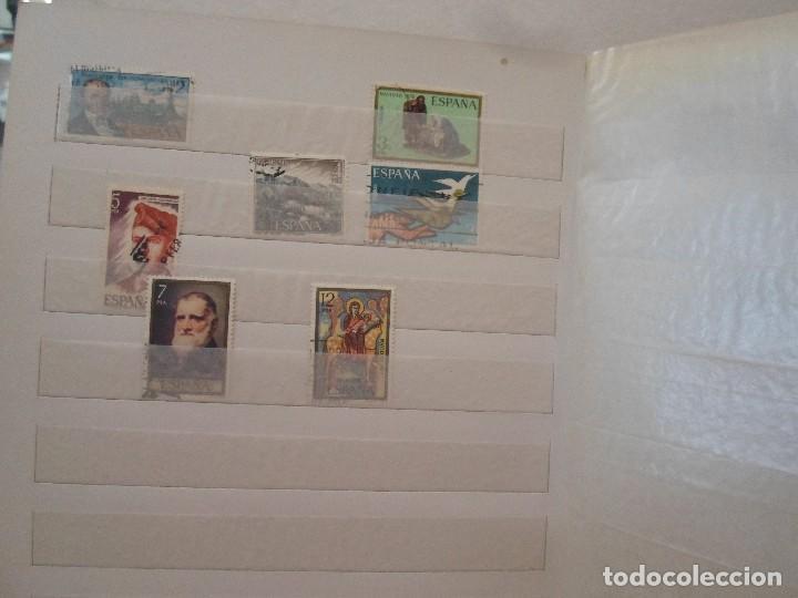 Sellos: ÁLBUM CON COLECCIÓN DE SELLOS VARIADOS - Foto 7 - 128968295