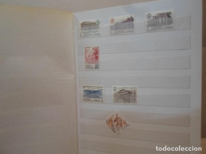 Sellos: ÁLBUM CON COLECCIÓN DE SELLOS VARIADOS - Foto 8 - 128968295