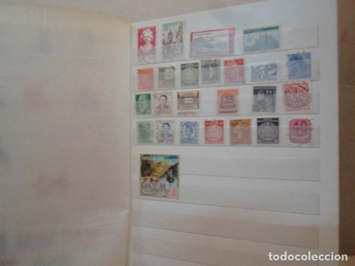 Sellos: ÁLBUM CON COLECCIÓN DE SELLOS VARIADOS - Foto 12 - 128968295
