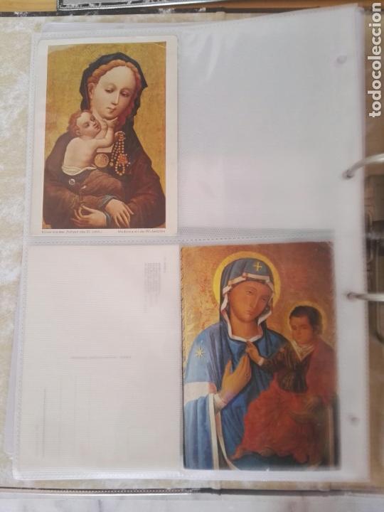 Sellos: Colección de postales de pinturas de pintores 5 tomos - Foto 7 - 129976350