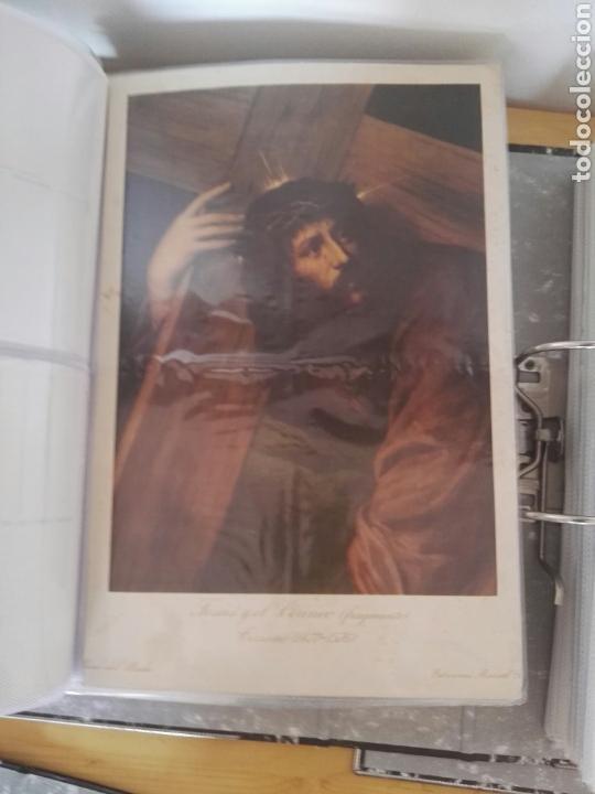 Sellos: Colección de postales de pinturas de pintores 5 tomos - Foto 16 - 129976350