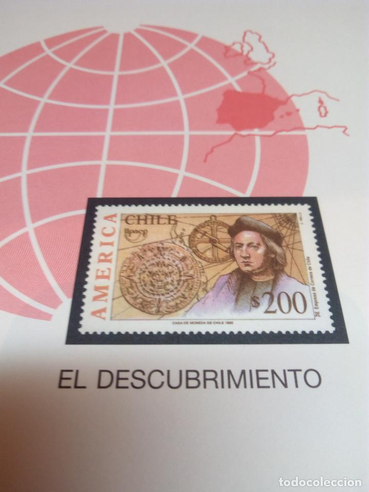 Sellos: COLECCIÓN AMÉRICA PRECOLOMBINA - SELLOS EFILCAR EN ÁLBUM PARDO Y LIBRITO EXPLICATIVO - Foto 11 - 130574014