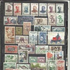 Sellos: G466-LOTE SELLOS COLONIAS FRANCIA COLONIAS FRANCESAS EN AFRICA,ANTIGUAS DEPENDENCIAS DE FRANCIA EN A. Lote 133835494