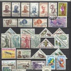 Briefmarken - G480-LOTE SELLOS COLONIAS FRANCIA COLONIAS FRANCESAS EN AFRICA,ANTIGUAS DEPENDENCIAS DE FRANCIA EN A - 135433470