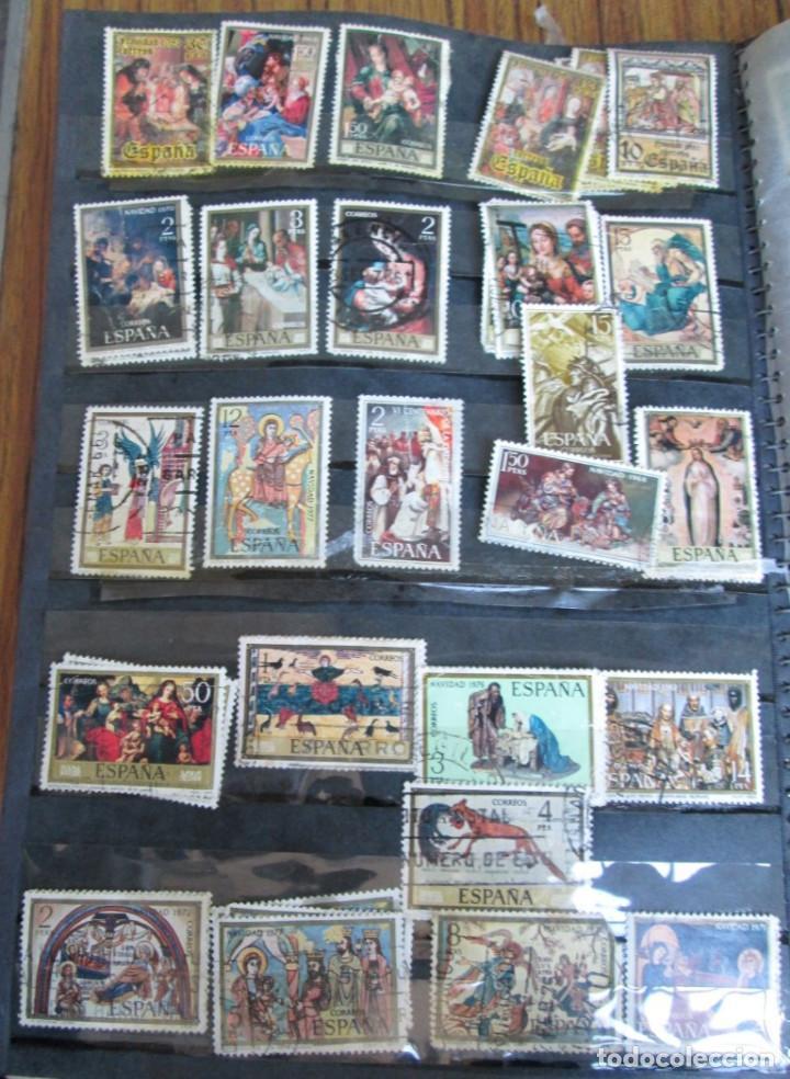 Sellos: Álbum de sellos españoles Los de las fotos - Foto 14 - 135609478