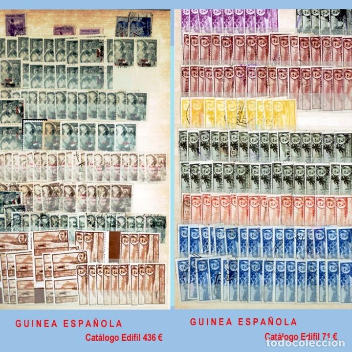 Sellos: GRAN CLASIFICADOR CON PEQUEÑO STOCK SELLOS y SERIES de EX-COLONIAS ESPAÑOLAS Nuevo-Usado.Catº+36.000 - Foto 14 - 140907726