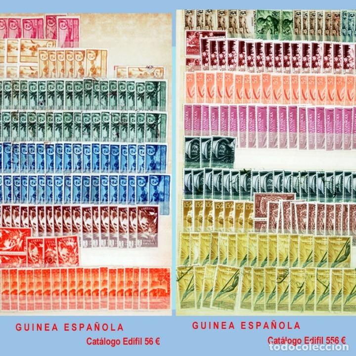 Sellos: GRAN CLASIFICADOR CON PEQUEÑO STOCK SELLOS y SERIES de EX-COLONIAS ESPAÑOLAS Nuevo-Usado.Catº+36.000 - Foto 15 - 140907726