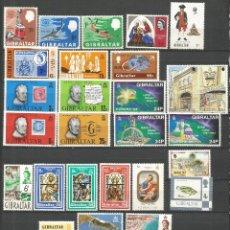 Briefmarken - GIBRALTAR CONJUNTO DE SELLOS ** NUEVOS SIN FIJASELLOS - 142808038