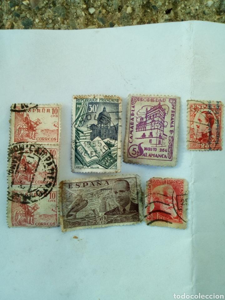 LOTE DE SELLOS ANTIGUOS (Sellos - Colecciones y Lotes de Conjunto)