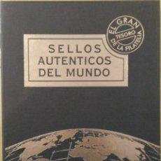 Sellos: SELLOS AUTÉNTICOS DEL MUNDO COMPLETO 128U. Lote 143586080