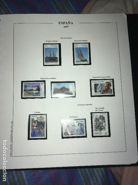 Sellos: MAGNIFICA COLECCION DE SELLOS .6 tomos 1950-2002 - Foto 3 - 144786214