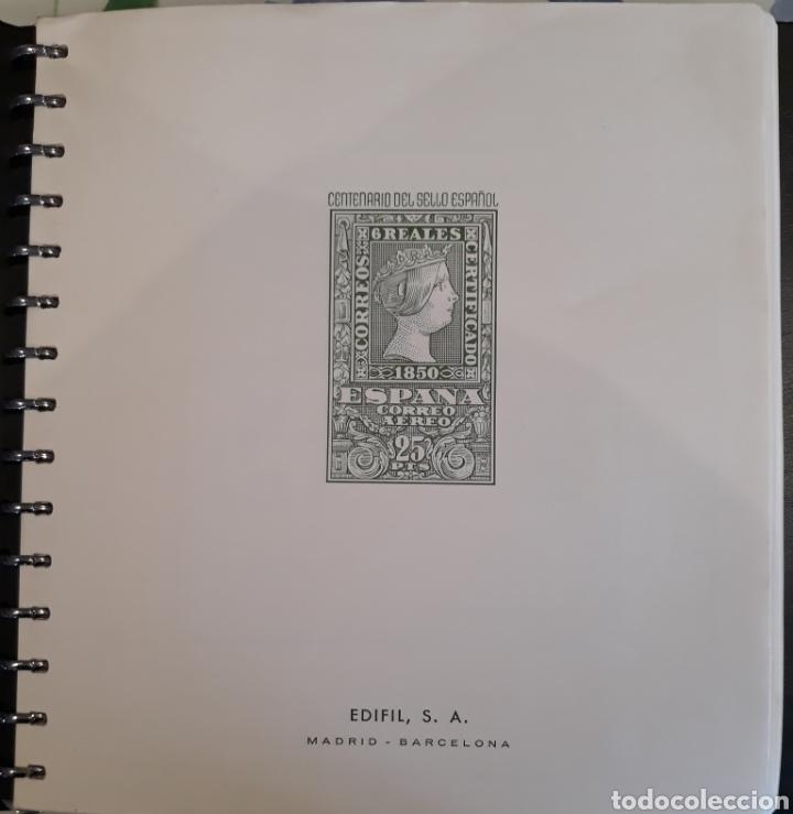 ALBUN TARJETAS ENTERO POSTAL 69 TARJETAS + ALBUM (Sellos - Colecciones y Lotes de Conjunto)