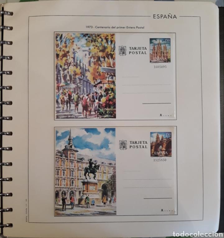 Sellos: Albun tarjetas entero postal 69 tarjetas + album - Foto 2 - 147172709
