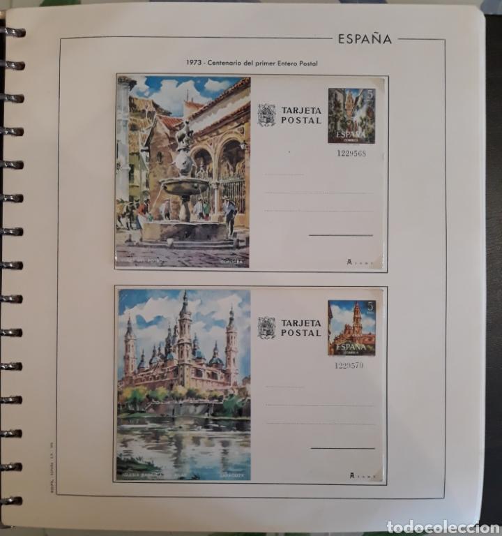 Sellos: Albun tarjetas entero postal 69 tarjetas + album - Foto 3 - 147172709