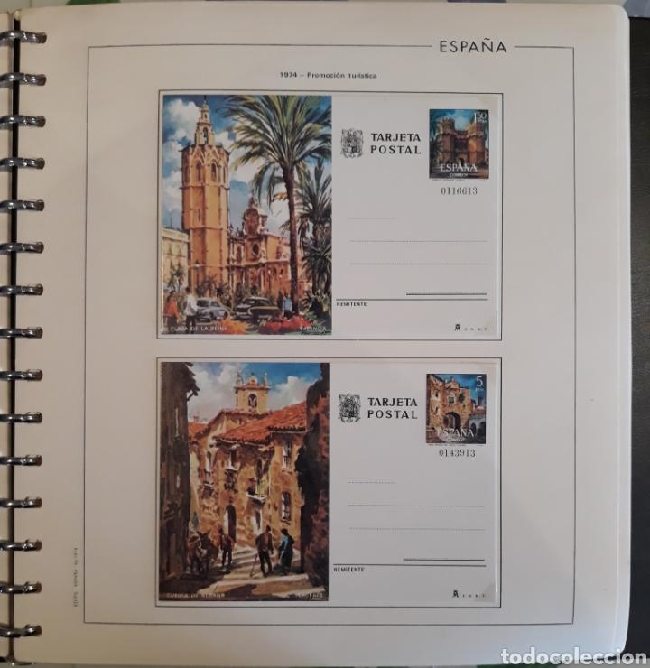 Sellos: Albun tarjetas entero postal 69 tarjetas + album - Foto 4 - 147172709