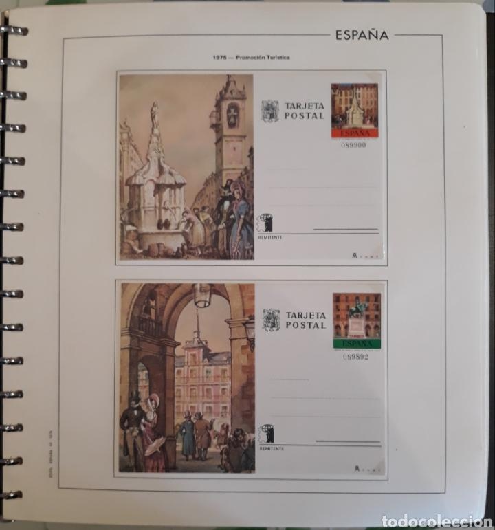Sellos: Albun tarjetas entero postal 69 tarjetas + album - Foto 5 - 147172709