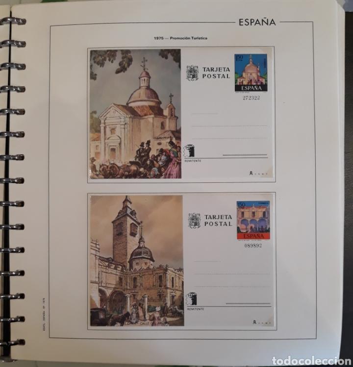 Sellos: Albun tarjetas entero postal 69 tarjetas + album - Foto 6 - 147172709