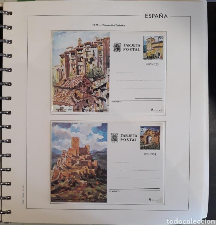 Sellos: Albun tarjetas entero postal 69 tarjetas + album - Foto 7 - 147172709