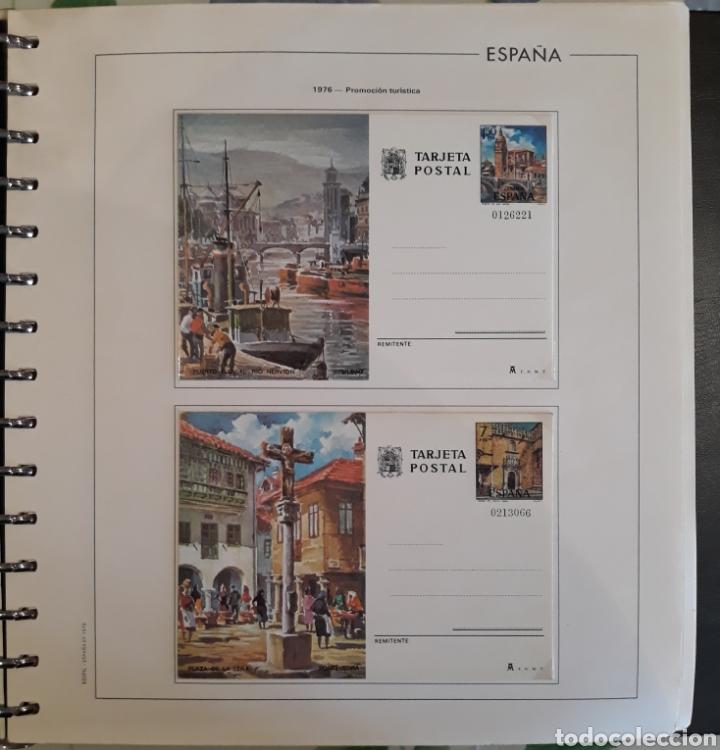 Sellos: Albun tarjetas entero postal 69 tarjetas + album - Foto 9 - 147172709