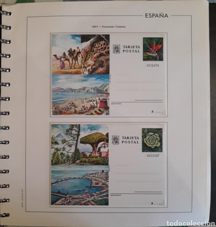 Sellos: Albun tarjetas entero postal 69 tarjetas + album - Foto 10 - 147172709
