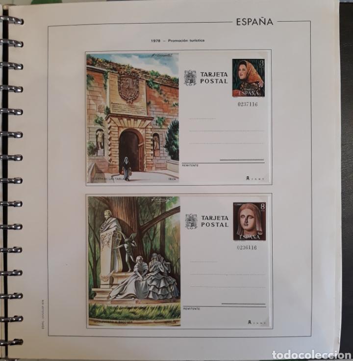 Sellos: Albun tarjetas entero postal 69 tarjetas + album - Foto 11 - 147172709