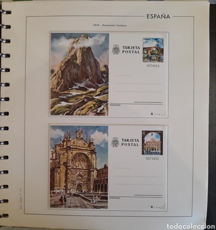 Sellos: Albun tarjetas entero postal 69 tarjetas + album - Foto 12 - 147172709