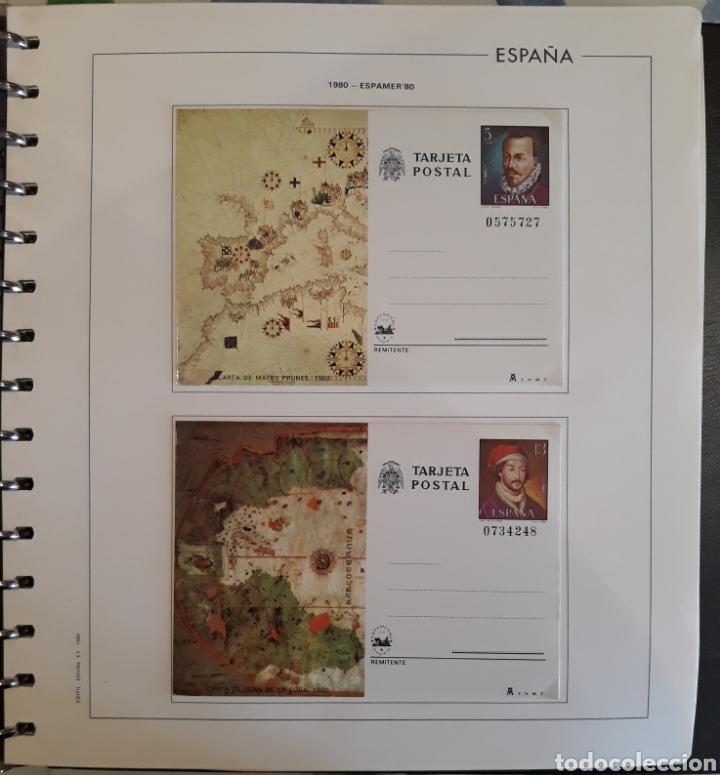 Sellos: Albun tarjetas entero postal 69 tarjetas + album - Foto 13 - 147172709
