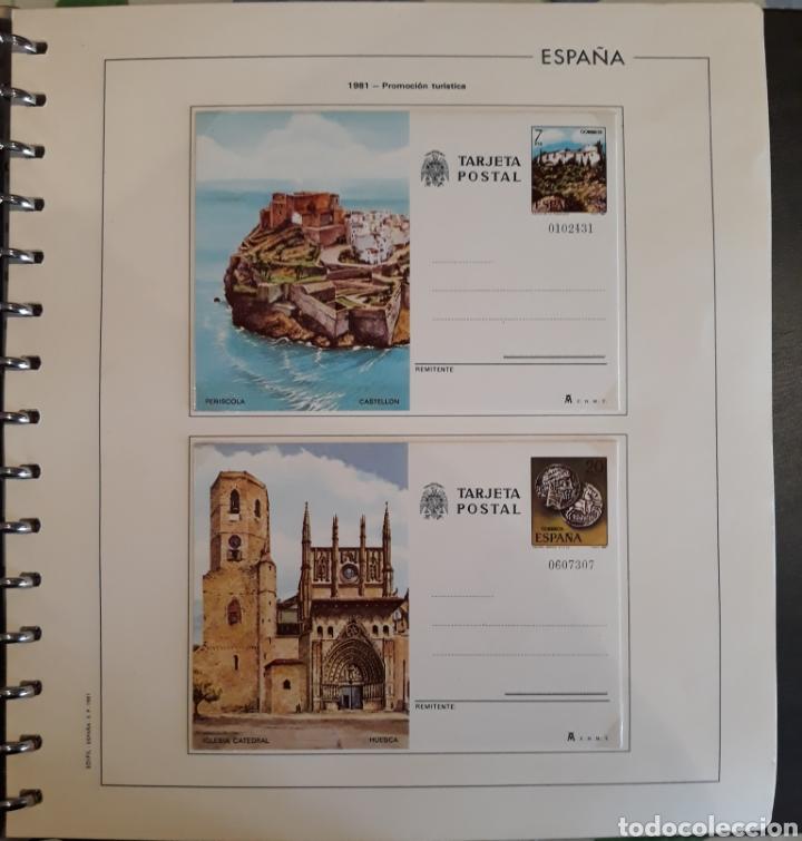 Sellos: Albun tarjetas entero postal 69 tarjetas + album - Foto 15 - 147172709
