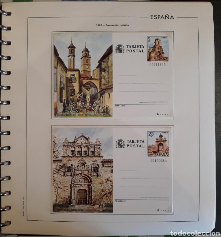 Sellos: Albun tarjetas entero postal 69 tarjetas + album - Foto 16 - 147172709