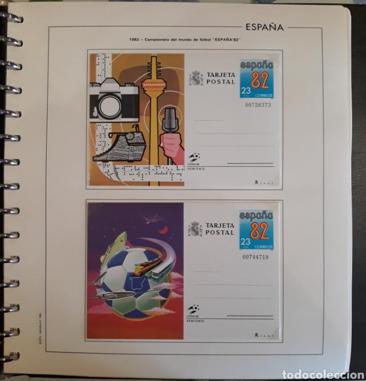 Sellos: Albun tarjetas entero postal 69 tarjetas + album - Foto 18 - 147172709