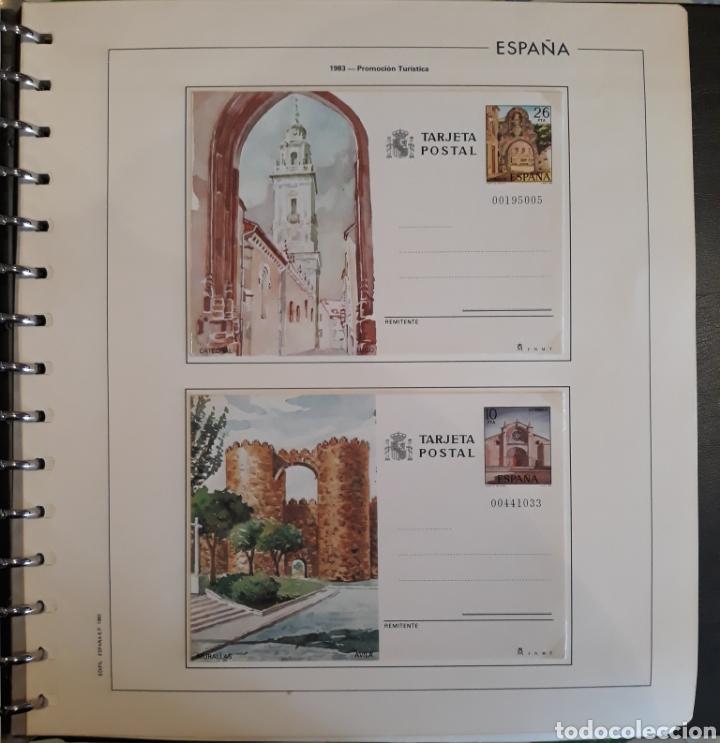 Sellos: Albun tarjetas entero postal 69 tarjetas + album - Foto 19 - 147172709